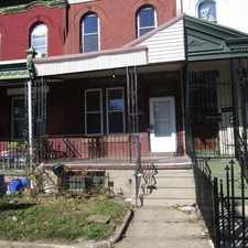 Rental info for 3226 N. 13th St