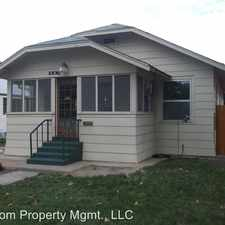 Rental info for 1230 White Ave in the 81501 area