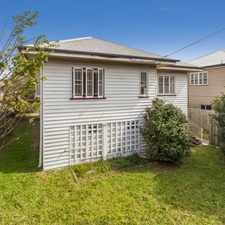 Rental info for GARDEN MAINTENANCE INCLUDED!! PET FRIENDLY!! in the Enoggera area