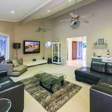 Rental info for MAGNIFICENT FAMILY HOME in the Gold Coast area