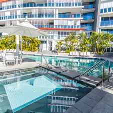 Rental info for BEAUTIFUL BROADWATER VIEWS, COMPLEX WITH POOL, GYM, BBQ FACILITIES in the Gold Coast area