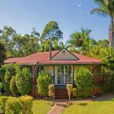Rental info for Comfortable and Convenient in the Goodna area