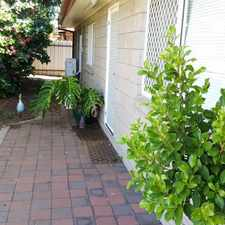 Rental info for BLOCK 3 BED/2 TOILETS-SOLDIERS HILL in the Mount Isa area