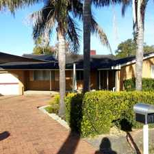 Rental info for Family home in South Tamworth in the Hillvue area