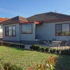Rental info for HOME WITH PARKLAND VIEW in the Warrnambool area