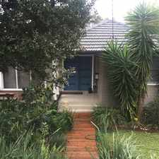 Rental info for Renovated to perfection ! in the Wollongong area