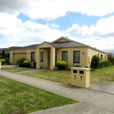 Rental info for TOWNHOUSE, 3BR, 2 BATHROOMS, DOUBLE GARAGE in the Traralgon area