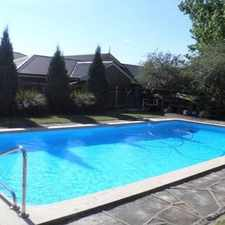 Rental info for A Pool For Summer ! in the Sydney area