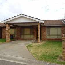 Rental info for NEAT & TIDY VILLA in the Goulburn area
