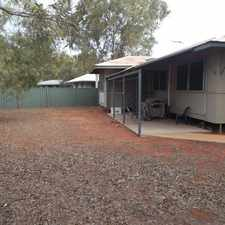 Rental info for This traditional style Pilbara home has been fully refurbished. Approved Application