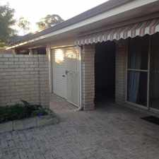Rental info for Fantastic Location In Gorgeous Mandurah in the Perth area