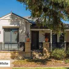 Rental info for Renters Dream in Ellenbrook in the Perth area