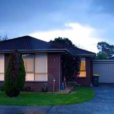 Rental info for Private and Spacious in the Blackburn South area
