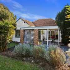 Rental info for Spacious 3 bedroom family home! in the Moorabbin area