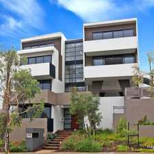 Rental info for 1 BEDROOM LOCHMORE APARTMENT in the Melbourne area