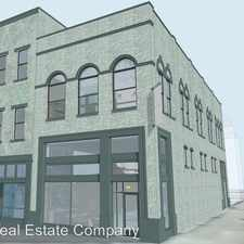 Rental info for 104 South Third St.