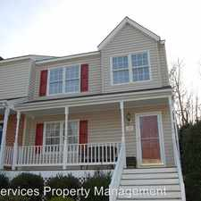 Rental info for 107 Wexford Place