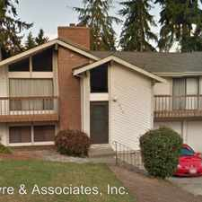 Rental info for 216 Southwest 325th Place