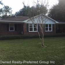 Rental info for 1441 A North Edgewater Drive