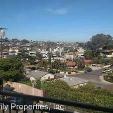 Rental info for 2228 Chatsworth Blvd - # 16 in the Loma Portal area