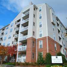 Rental info for Rosslyn Heights in the Radnor - Fort Myer Heights area