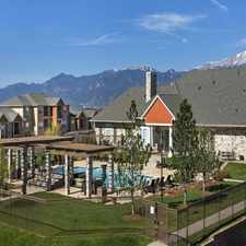 Rental info for Vineyards of Colorado Springs