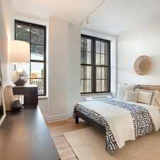 Rental info for Front St in the DUMBO area