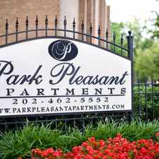 Rental info for Park Pleasant Apartments I in the Mount Pleasant area