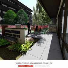 Rental info for Vista Torre - Brand new SMART homes