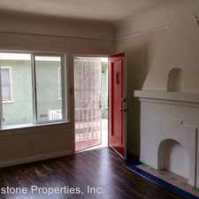Rental info for 4124¼ Monroe St. in the East Hollywood area