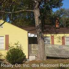 Rental info for 8032 5th Avenue North