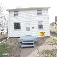 Rental info for 1633 Ripley St.