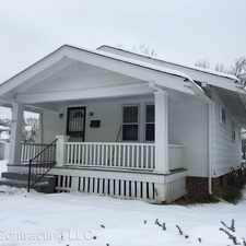 Rental info for 4030 Reed St