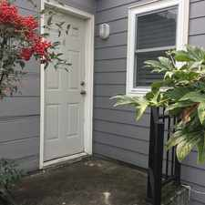 Rental info for 3233 SW 10th Avenue in the Portland area