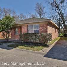 Rental info for 447 East Whitney St Apt #A in the Houston area