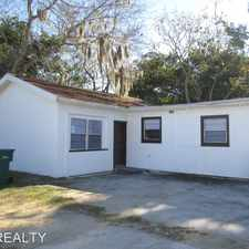Rental info for 1035 Daytona Avenue B