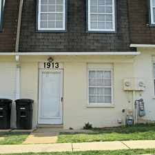 Rental info for 1913 Village Green Drive in the Landover area