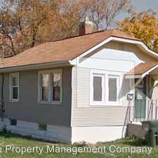 Rental info for 2104 Muscatine Ave. in the 52245 area