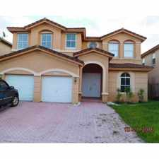 Rental info for APPROVED SHORT SALE. Beautiful Property in CORCICA ISLANDS AT Doral