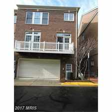 Rental info for 8008 Reserve Way in the Tysons Corner area