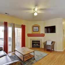 Rental info for Updated 2 Bed/2 Bath Condo With 1-Car Garage in The Boulders at Broadlands