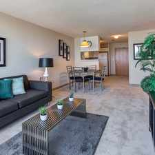 Rental info for The Park Evanston in the Chicago area
