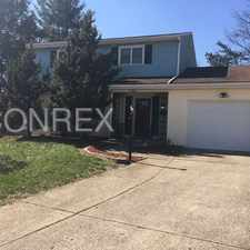 Rental info for Wonderful Two Story with huge yard in a cul-de sac!! in the College Hill area