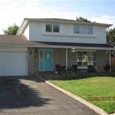 Rental info for beautiful house in the Aurora area