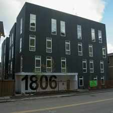 Rental info for Footprint 1806 in the Capitol Hill area