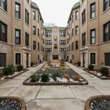 Rental info for N Ashland Ave in the Chicago area