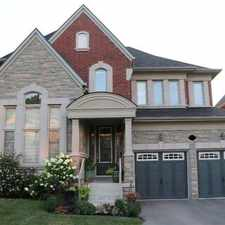 """Rental info for Luxurious 4 Bdrm Home In Desirable """"Grand Chateaux"""" in the Aurora area"""