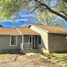 Rental info for 10606 McMillian Dr in the North Lamar area