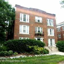 Rental info for 1544 E. Broad St., Apt. 100 in the Woodland Park area