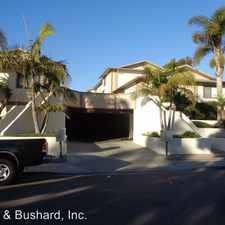 Rental info for 1348 Holly Ave unit D in the San Diego area